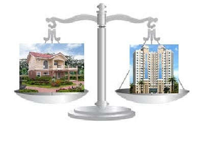 Should-I-buy-a-flat-or-an-Independent-house