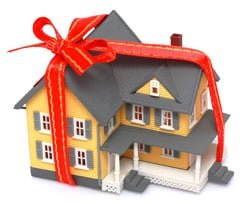 gifting property