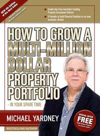 Michael Yardney's books