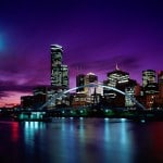 Melbourne-Night